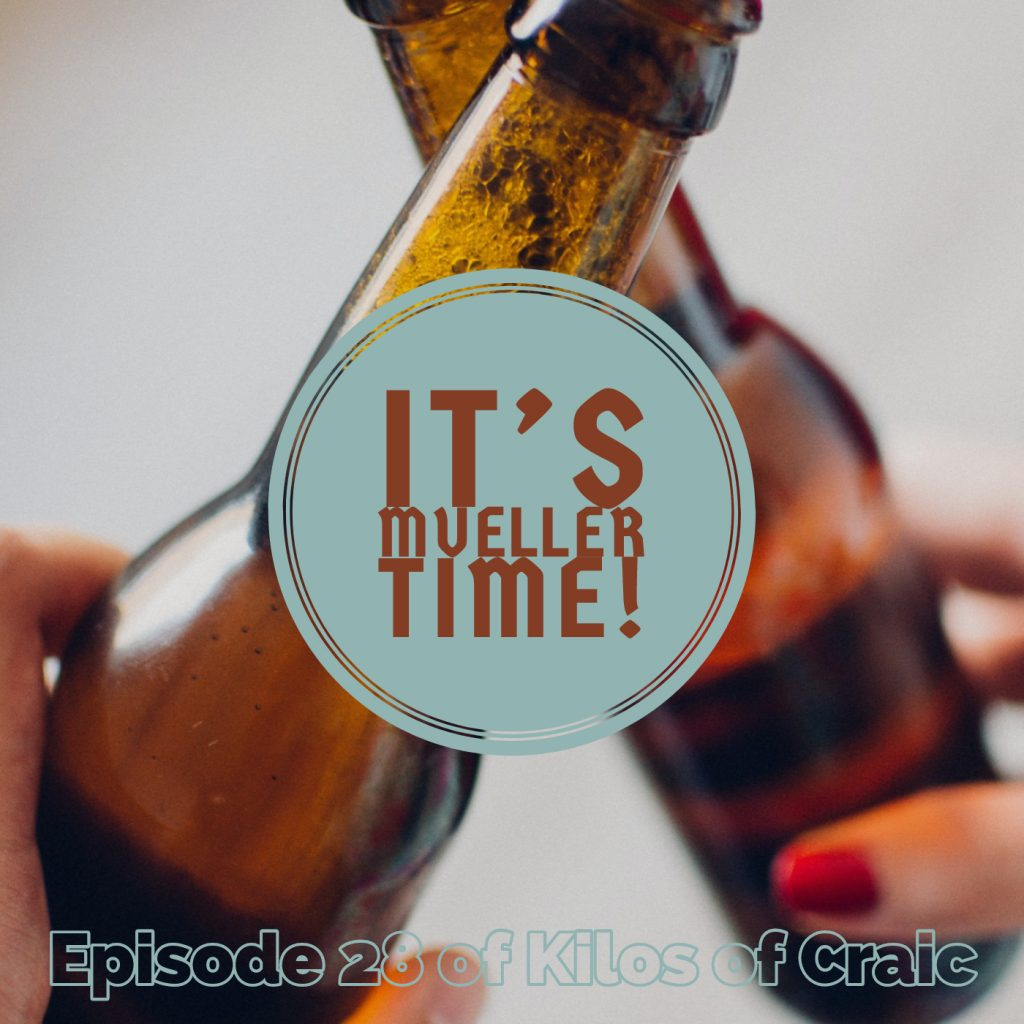 In Episode 28 of Kilos of Craic, Brian F., Dr. Don, and myself discuss everything from the Mueller Report to the PM of New Zealand, Jacinda Ardern, submitting to Islam.